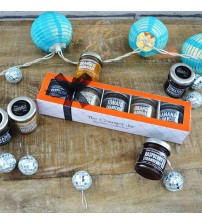 Mini Happiness Box (gift set of 5 x 45g jars)