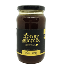 Raw Wild Honey