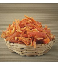 Dried Candied Orange Peel