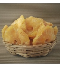 Dried Candied Pineapple