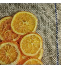 Dried Candied Orange Slices