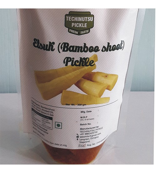 Bamboo Shoot Pickle (Pack of 2)