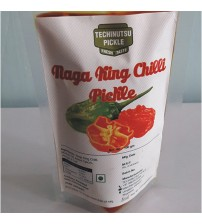 Naga King Chilli Pickle (Pack of2)
