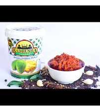 Mango Thokku (Grated Mango) Pickle