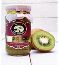 Chunky Kiwi Preserve with Star Anise
