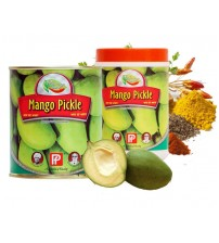 Mango Unpeeled Pickle