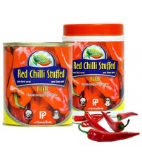 Red Chilli (Stuffed) Pickle