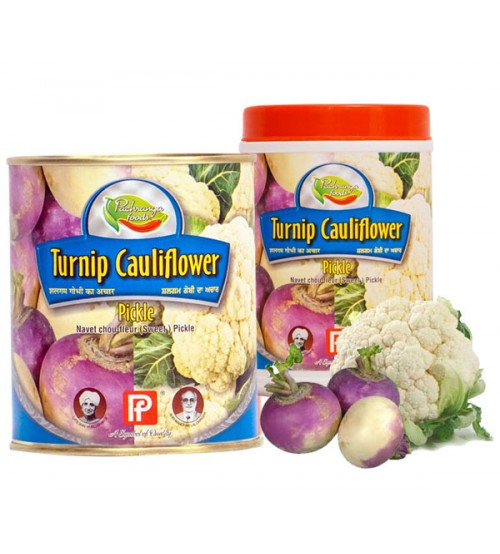 Turnip -Cauliflower- Carrot Pickle