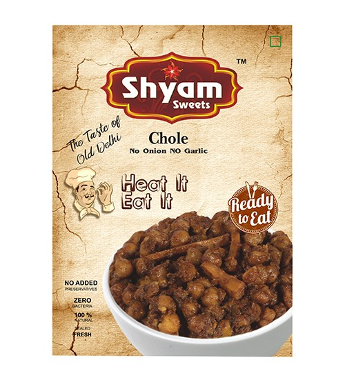 Ready To Eat Chole (Pack of 2)
