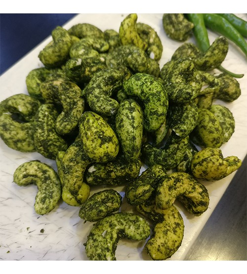 Green Chilli Cashew
