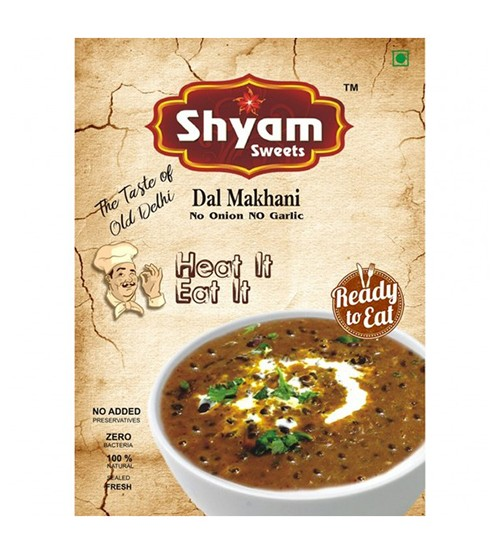 Ready To Eat Dal Makhani (Pack of 2)