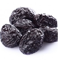 Dried Black Plums